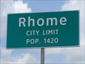 Image for Rhome, TX