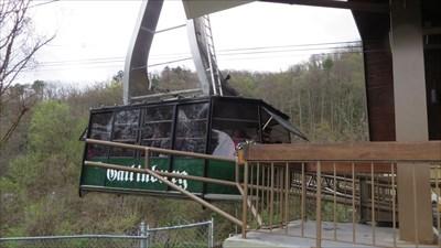 veritas vita visited Ober Gatlinburg Aerial Tram Upper Station