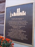 Image for 9/11 Dedication Plaque - Circleville, Ohio