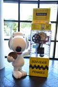 Image for Snoopy Penny Machine