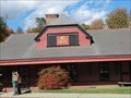 Image for The Old Train Depot - Frostburg Historic District - Frostburg MD