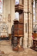 Image for Cranmer Pulpit - Westminster Abbey, London, UK