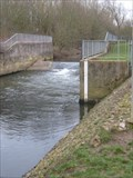 Image for River Ouse Gauge - Water Hall Park, Bletchley, Bucks
