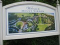"""Image for Mount Vernon """"You are here"""" - Mount Vernon, VA"""