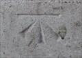 Image for Cut Benchmark -- Northwest corner 123-151 Buckingham Palace Road, Westminster, London, UK