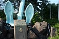Image for HMCS Magnificent Anchor, Centennial Park, Moncton, New Brunswick