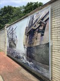 Image for US Navy Mural - Annapolis, MD