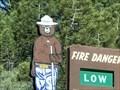 Image for Smokey Bear - Douglas County, CA