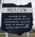Image for Moscow, Ohio