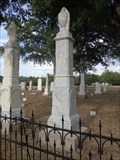 Image for LAST Burial in Bowman Cemetery - Plano, TX