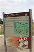 Image for Crossroads of a Nation Moving West -- Fort Laramie National Historic Site, WY