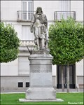 Image for René Descartes - Place Anatole France (Tours, France)
