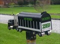 Image for Truck and Trailer Mailbox - South Woodslee, Ontario