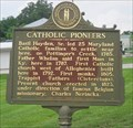 Image for Catholic Pioneers, Holy Cross, Kentucky