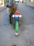Image for Dornröschen Hydrant - Kufstein, Tirol, Austria