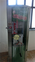 Image for Souveniermünzen-Automat - Penny Smasher, Wendelstein, Bayern
