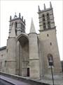 Image for Les clochers de Saint Pierre de Montpellier - France