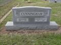 Image for 100 - Raymond Lee Cunningham - Mesquite Cemetery - Mesquite, TX