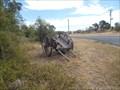 Image for Roadside Horse Cart - Stuart Town, NSW