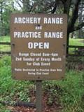 Image for Joaquin Miller Park Archery Range - Oakland, CA