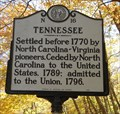 Image for Tennessee ~ N 16