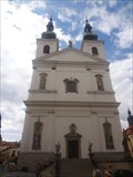 Image for Kostel svatého Michala (Brno, CZ)