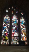 Image for Stained Glass Windows - St Swithun - Pyworthy, Devon
