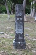 Image for Dora Bragg - Old Bethel Cemetery - Frankston, TX
