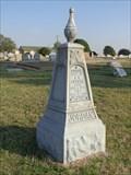 Image for Cordie Jordan - Little Elm Cemetery - Little Elm, TX