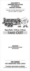 Image for Jimmy's Egg - Ardmore, OK