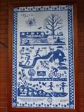 Image for Stoke Market Mural - Stoke, Stoke-on-Trent, Staffrdshire,UK.