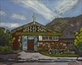 Image for First Baptist Church by Tea Preville - Nelson, BC