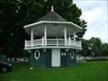 Image for Couchiching Park Bandstand/ Gazebo - Orillia, Ontario, Canada