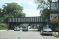 Image for TN SH 2/ MLK Blvd Steel Girder Railroad Bridge -- Chattanooga TN