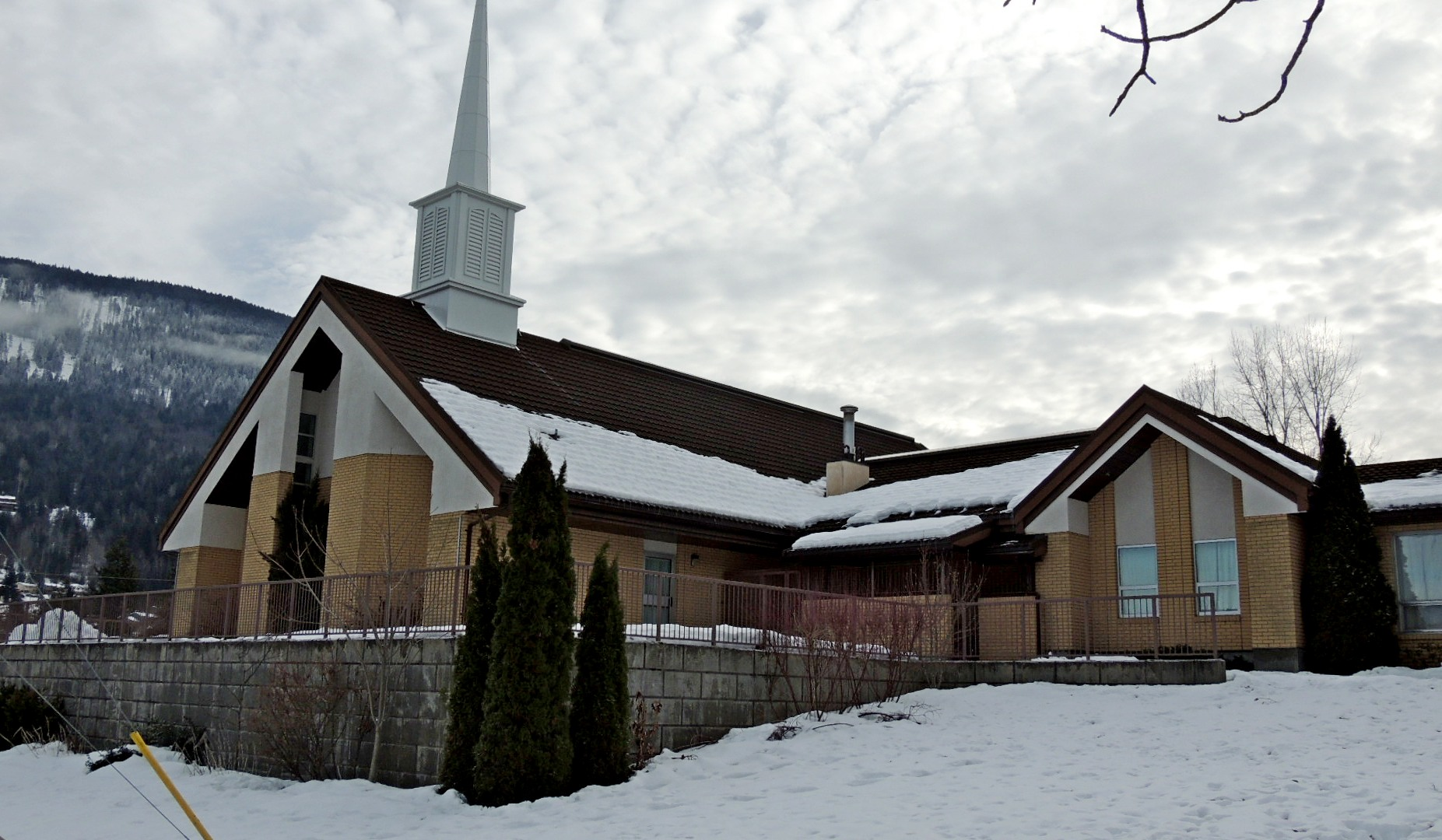 Church of Jesus Christ of Latter Day Saints Nelson, BC Photo