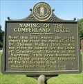 Image for Naming of the Cumberland River Historical Marker - Pineville, KY