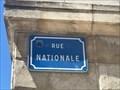Image for Rue Nationale - Monopoly Ville de Tours (2016) (Tours, Centre, France)