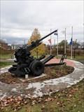 Image for Un canon M1A1-Arvida(Saguenay)-Qc,CANADA