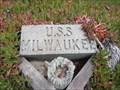 Image for USS Milwaukee C-21 Memorial and Wreck - Eureka, CA