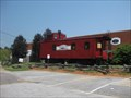 Image for Whistle Stop Mall Caboose B - Franklin, NC
