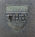 Image for City of Hamm Coat Of Arms On Fire Disaster Memorial - Bradford, UK