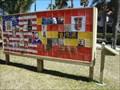 Image for Pedro Menendez de Aviles Mural - St. Augustine, Florida, USA