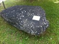 Image for Glacial Erratic at the Town Hall - Oltingen, BL, Switzerland