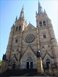 Image for St. Mary's Cathedral Spires - Sydney, NSW