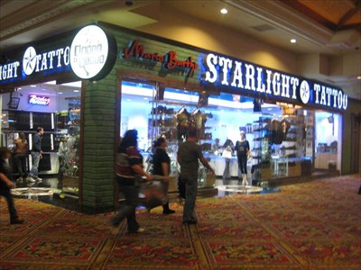 starlight tattoo mandalay bay las vegas nv tattoo
