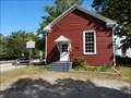 Image for Sydenstricker Schoolhouse -- Fairfax County, VA
