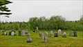 Image for Union Meeting House Cemetery - Whiting Village, ME