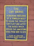 Image for The Car Barns - Jamestown, New York