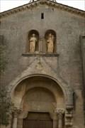 Image for Statues Sainte Famille- Eglise de Barcarin- Salin de Giraud- Bouches du Rhône- PACA_ France