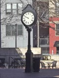 Image for McCall Plaza Clock - Plano, TX